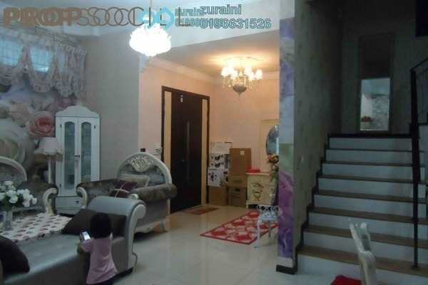 For Sale Semi-Detached at Taman Tropika 2, Kajang Freehold Fully Furnished 5R/5B 1.2m