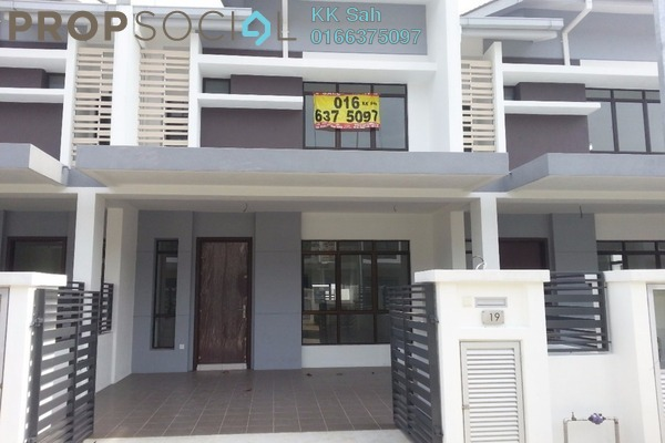 For Sale Link at M Residence 2, Rawang Leasehold Semi Furnished 4R/3B 558.0千