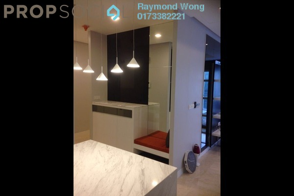 For Rent Serviced Residence at Pavilion Residences, Bukit Bintang Leasehold Fully Furnished 2R/2B 8k
