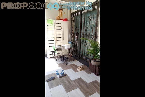 For Sale Terrace at Taman Subang Intan, Subang Leasehold Semi Furnished 5R/4B 688k