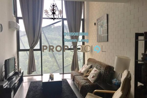For Rent Condominium at Empire Damansara, Damansara Perdana Leasehold Fully Furnished 0R/2B 1.8k