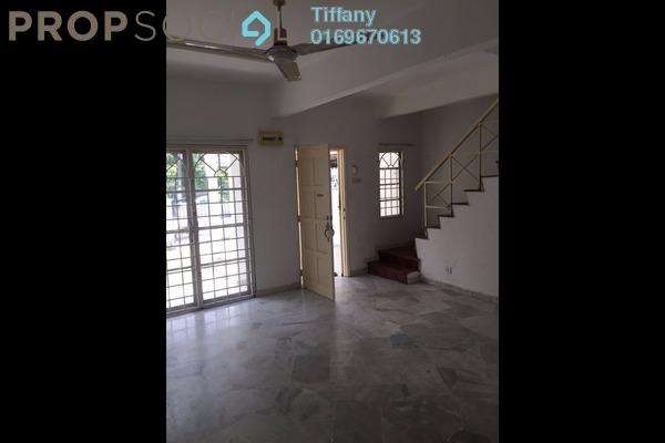For Rent Terrace at USJ 12, UEP Subang Jaya Freehold Semi Furnished 4R/3B 1.5k