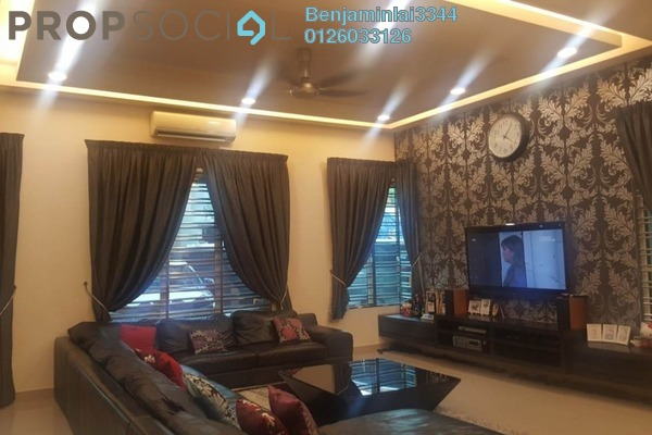 For Sale Bungalow at Perdana Residence 1, Selayang Freehold Unfurnished 5R/4B 2.0百万