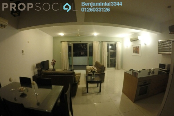 For Sale Terrace at Zenia, Desa ParkCity Freehold Semi Furnished 4R/3B 2.1m