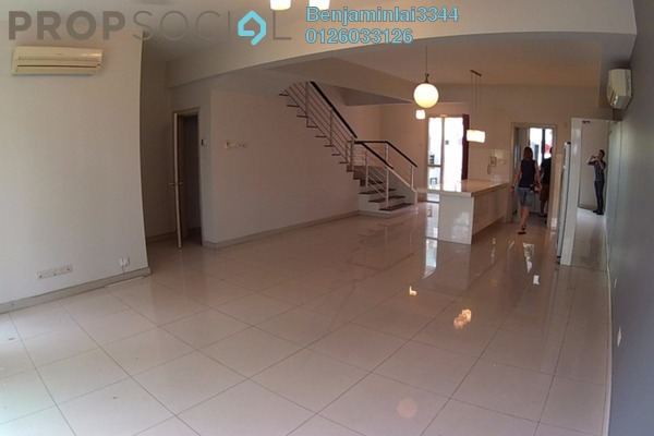 For Rent Terrace at Zenia, Desa ParkCity Freehold Semi Furnished 4R/4B 7k