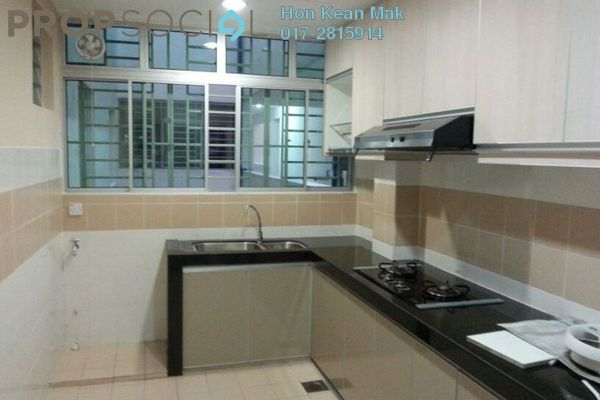 For Rent Condominium at Residensi Laguna, Bandar Sunway Leasehold Fully Furnished 3R/2B 2.1k