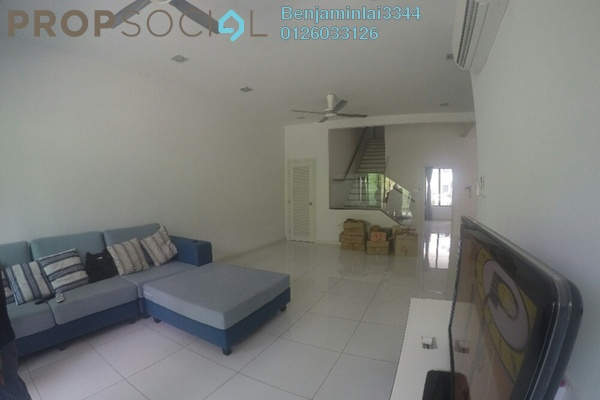 For Sale Townhouse at Sunway SPK 3 Harmoni, Kepong Freehold Semi Furnished 4R/3B 1.39m