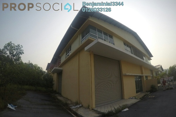 For Sale Factory at Rawang Indah Industrial Park, Rawang Freehold Unfurnished 0R/0B 2.98m