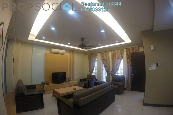 For Rent Terrace at LeVenue, Desa ParkCity Freehold Semi Furnished 6R/5B 5k