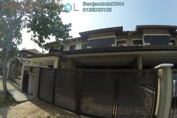 For Sale Terrace at Safa, Desa ParkCity Freehold Semi Furnished 4R/3B 1.8m