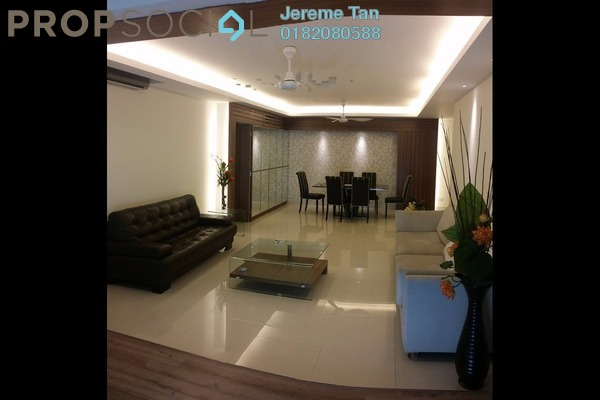 For Rent Condominium at Mont Kiara Meridin, Mont Kiara Freehold Fully Furnished 4R/5B 6.5k