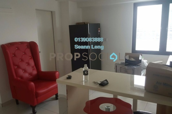 For Rent Apartment at Avenue D'Vogue, Petaling Jaya Leasehold Fully Furnished 1R/1B 1.85k