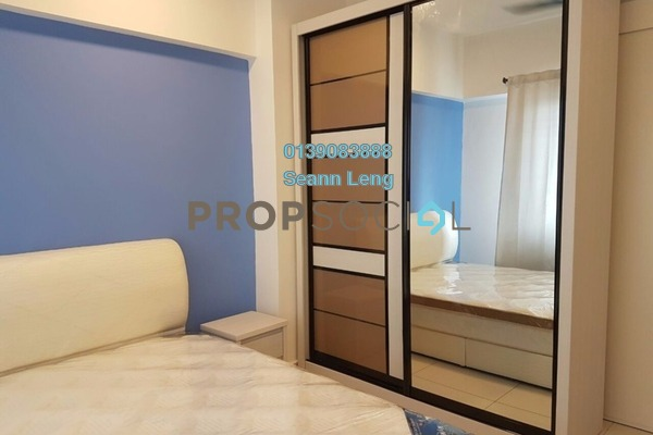 For Rent Apartment at Avenue D'Vogue, Petaling Jaya Leasehold Fully Furnished 1R/1B 1.8k
