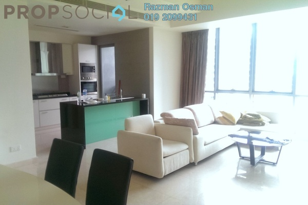 For Sale Condominium at The Meritz, KLCC Freehold Fully Furnished 3R/3B 1.9百万