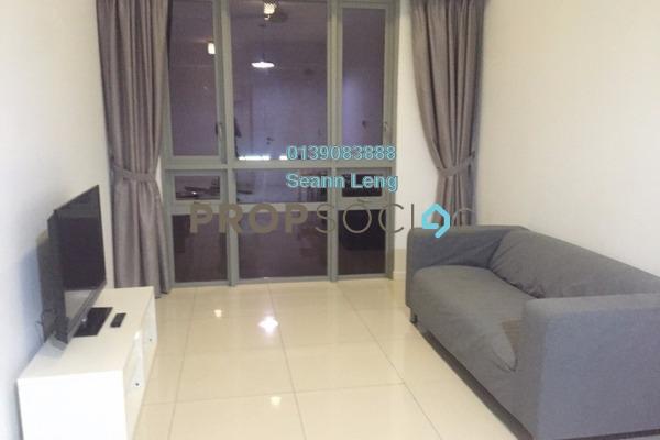 For Rent Serviced Residence at Cascades, Kota Damansara Leasehold Fully Furnished 1R/1B 2.1k