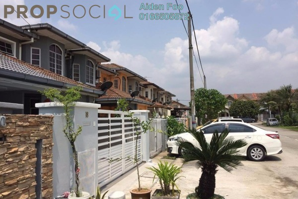 For Sale Terrace at BP1, Bandar Bukit Puchong Freehold Semi Furnished 4R/3B 550k