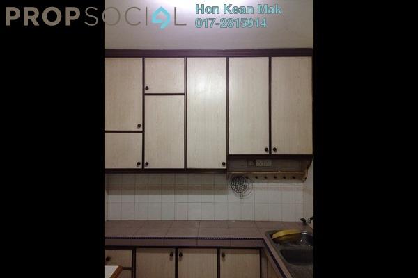 For Rent Apartment at Kenanga Apartment, Pusat Bandar Puchong Freehold Semi Furnished 3R/2B 1.2k