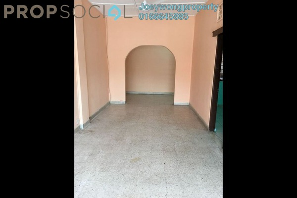 For Rent Terrace at Section 14, Petaling Jaya Leasehold Semi Furnished 4R/2B 1.7k