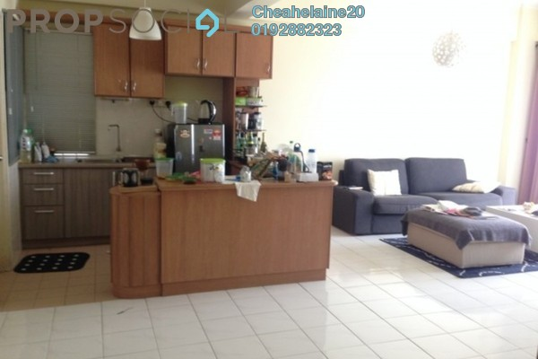For Sale Condominium at Casa Venicia Condominium, Selayang Leasehold Semi Furnished 2R/2B 360k