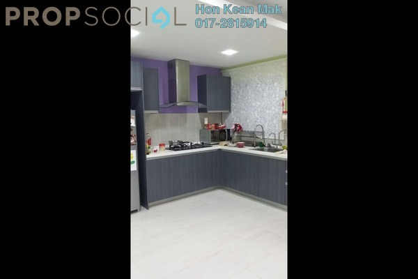 For Rent Condominium at Koi Kinrara, Bandar Puchong Jaya Freehold Fully Furnished 3R/2B 1.7k