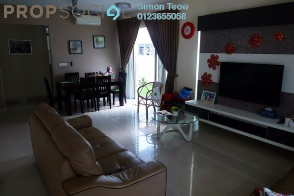 For Sale Terrace at PP 2, Taman Putra Prima Freehold Semi Furnished 4R/4B 928k