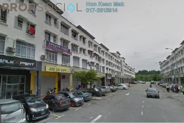 For Rent Condominium at Dataran Otomobil, Shah Alam Leasehold Semi Furnished 3R/2B 1.05k