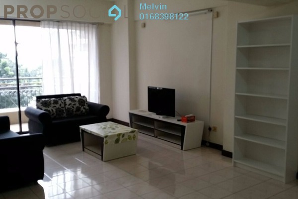 For Rent Condominium at Vista Komanwel, Bukit Jalil Freehold Fully Furnished 3R/2B 2.3k