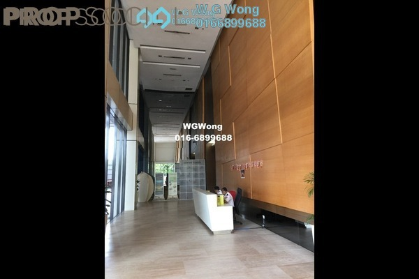 For Sale Office at Empire Subang, Subang Jaya Freehold Semi Furnished 5R/0B 4.28m
