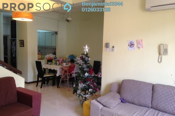 For Sale Condominium at Amandari, Segambut Freehold Semi Furnished 4R/3B 580k