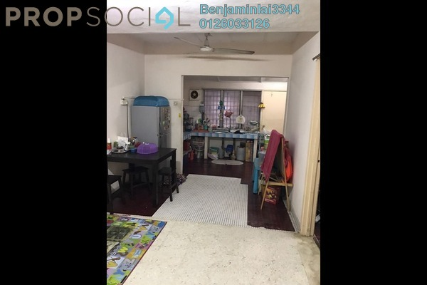 For Sale Terrace at SD11, Bandar Sri Damansara Freehold Semi Furnished 3R/2B 600k
