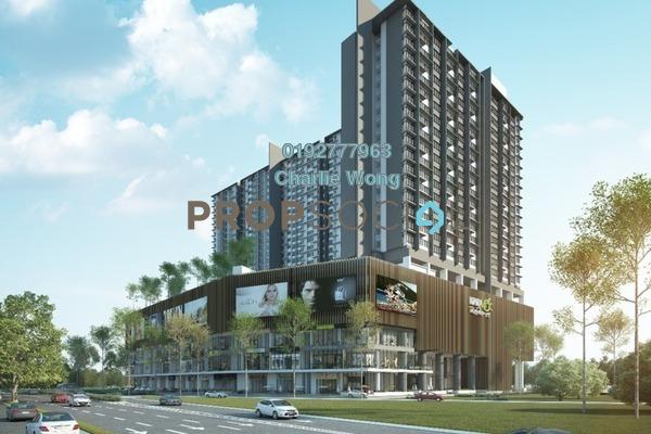 For Sale SoHo/Studio at Kiara Plaza, Semenyih Freehold Unfurnished 1R/1B 245k