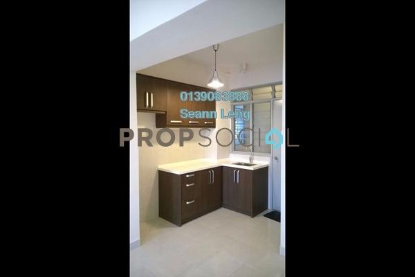 For Rent Apartment at Main Place Residence, UEP Subang Jaya Freehold Semi Furnished 2R/2B 1.35k