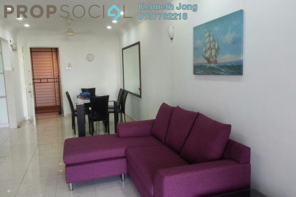 For Rent Condominium at Casa Tropicana, Tropicana Leasehold Fully Furnished 2R/2B 2.05k