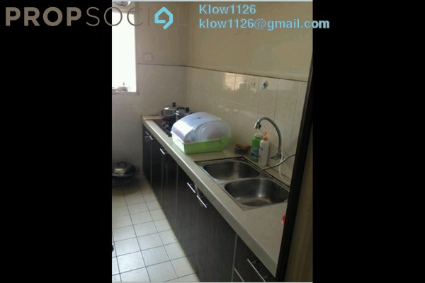 For Rent Condominium at Casa Desa, Taman Desa Freehold Semi Furnished 3R/2B 1.7k