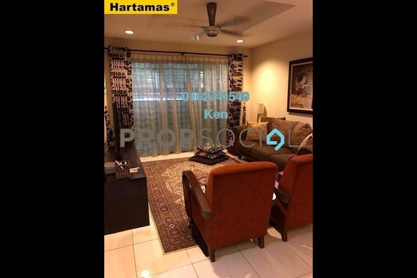 For Sale Condominium at Green Avenue, Bukit Jalil Freehold Semi Furnished 3R/2B 700k