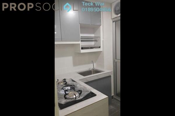 For Rent Condominium at Maxim Citilights, Sentul Leasehold Unfurnished 3R/2B 1.6k