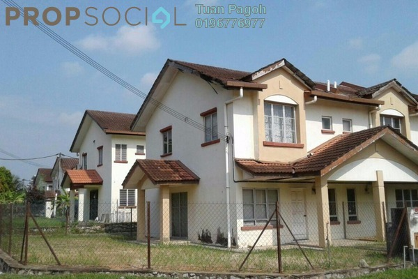 For Sale Terrace at Banyan Close, Bandar Bukit Mahkota Freehold Unfurnished 4R/3B 540k