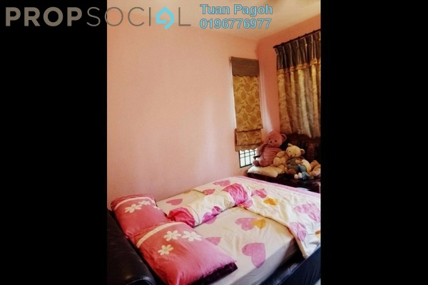 For Sale Townhouse at Bayu Parkville, Balakong Leasehold Unfurnished 3R/2B 370k
