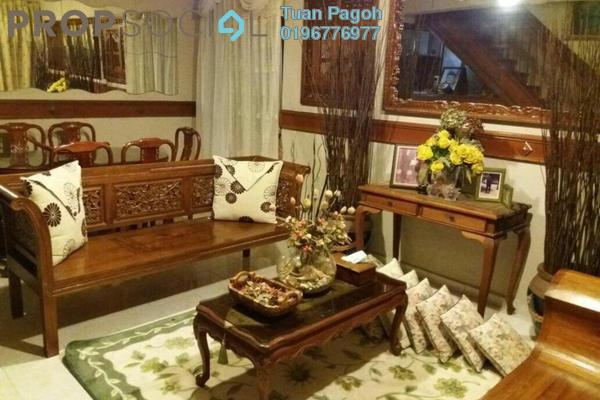 For Sale Terrace at Taman Taming Impian, Kajang Freehold Semi Furnished 3R/3B 570k