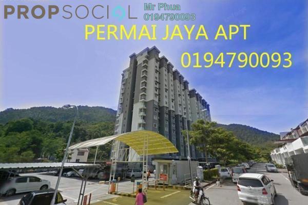 For Rent Apartment at Taman Permai Jaya, Bukit Mertajam Freehold Semi Furnished 3R/2B 850translationmissing:en.pricing.unit