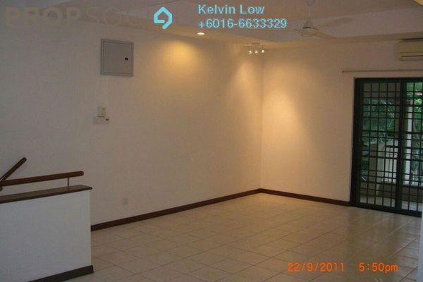 For Rent Townhouse at Parkville Garden Townhouse, Sunway Damansara Leasehold Semi Furnished 3R/3B 2.2k