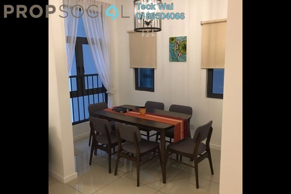 For Rent Condominium at Urbana Residences @ Ara Damansara, Ara Damansara Leasehold Fully Furnished 2R/2B 2.9k