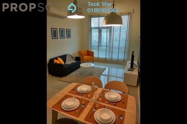 For Rent Condominium at Urbana Residences @ Ara Damansara, Ara Damansara Leasehold Fully Furnished 2R/2B 2.5k