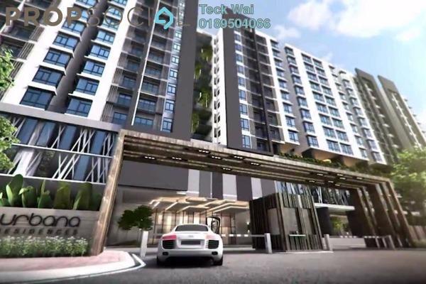 For Rent Condominium at Urbana Residences @ Ara Damansara, Ara Damansara Leasehold Unfurnished 2R/2B 1.8k