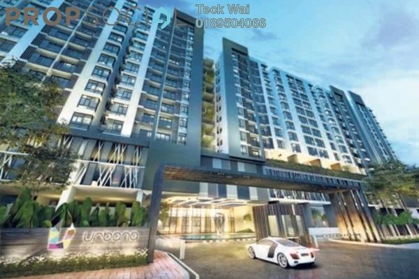 For Rent Condominium at Urbana Residences @ Ara Damansara, Ara Damansara Leasehold Fully Furnished 2R/2B 2.4k