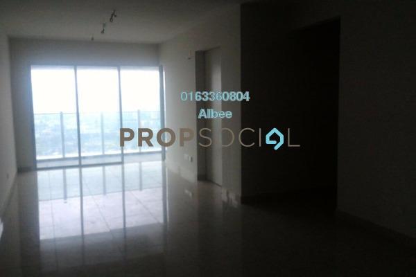 For Rent Condominium at Maxim Citilights, Sentul Leasehold Semi Furnished 3R/2B 2k