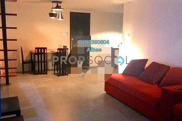 For Rent Condominium at Empire Damansara, Damansara Perdana Leasehold Fully Furnished 0R/1B 1.5k