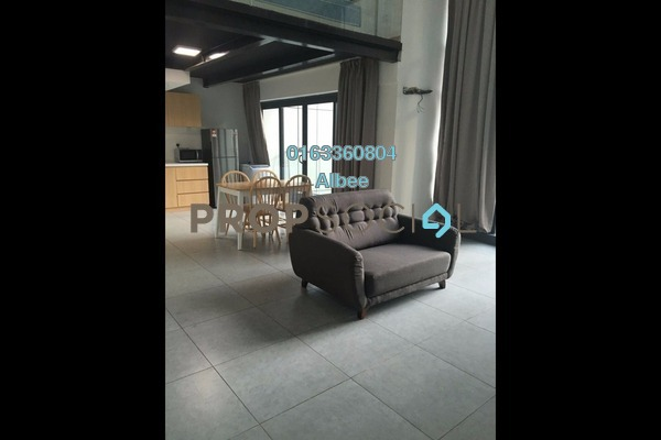 For Rent Condominium at Empire City, Damansara Perdana Leasehold Fully Furnished 1R/1B 1.3k