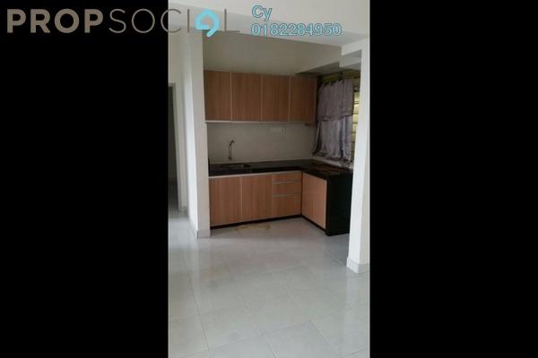For Rent Condominium at Main Place Residence, UEP Subang Jaya Freehold Semi Furnished 2R/1B 1.6k