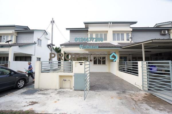 For Sale Terrace at Taman Meru, Klang Freehold Unfurnished 4R/2B 375k
